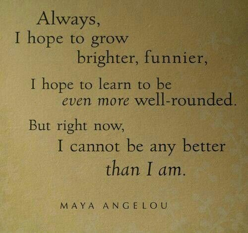 Life Doesn't Frighten Me - Poem by Maya Angelou