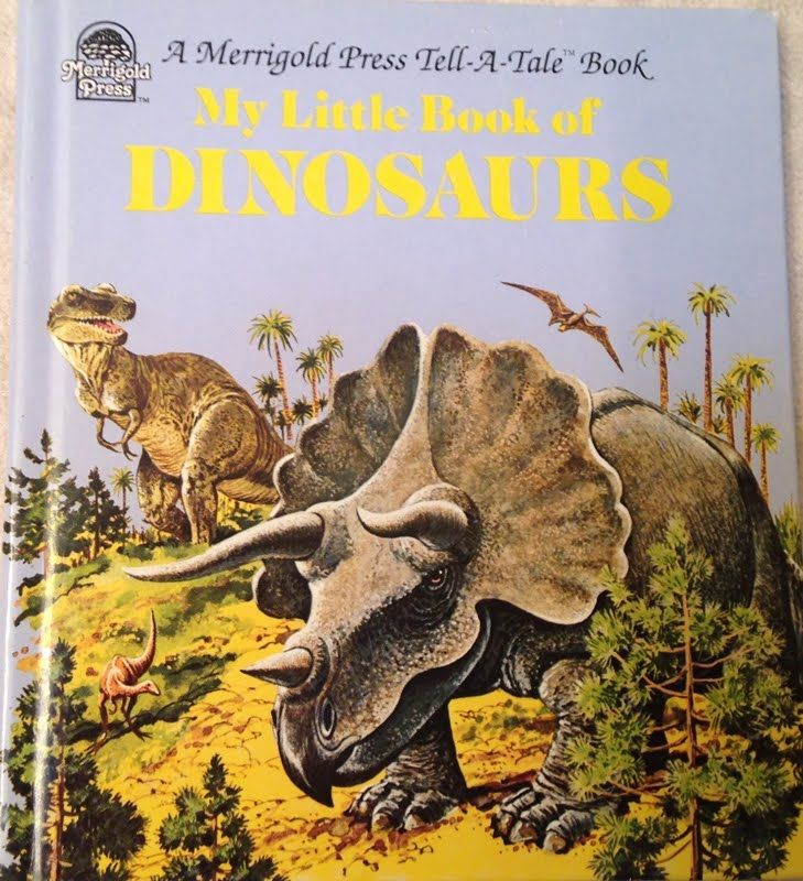 My little book of dinosaurs childrens audio book read