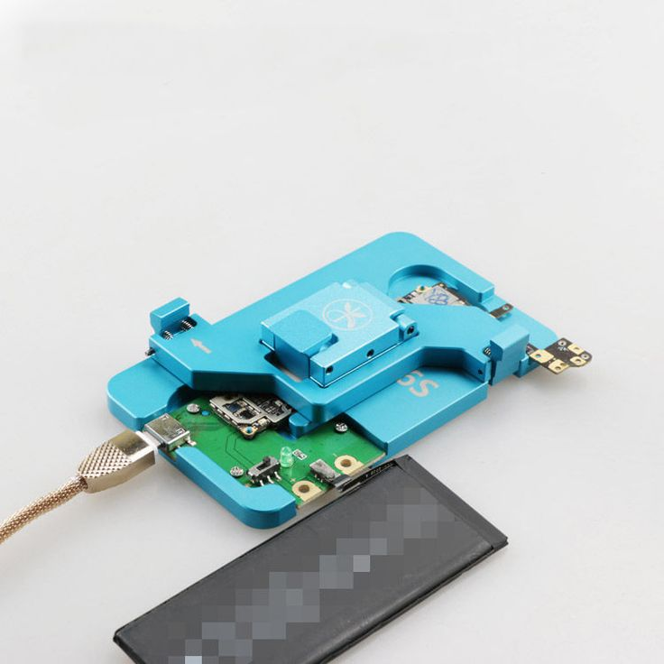 iPhone IC Motherboard Fixture Tester HDD Hard Disk NAND Flash Memory CHIP Socket #iPhoneIC