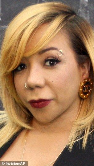 Tameka 'Tiny' Harris defends eye implants after going to Africa to ...