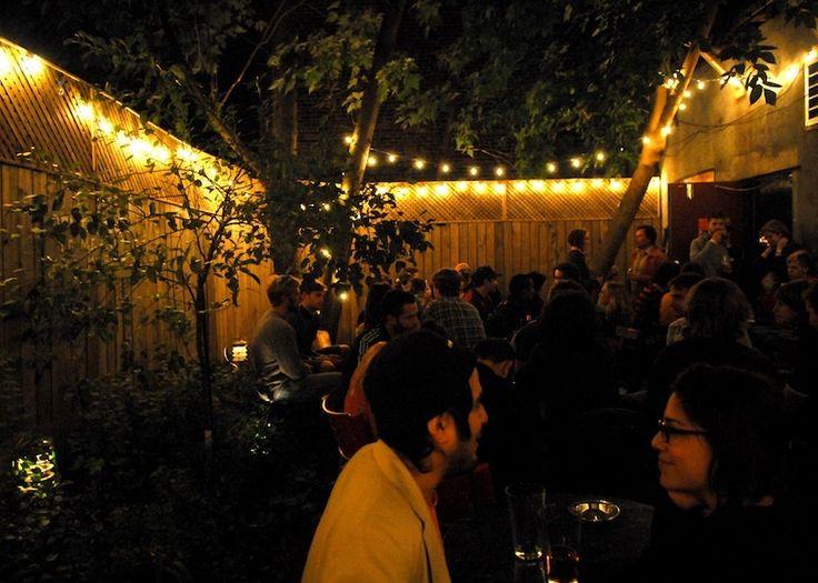 Photos of Casa Del Popolo resto and venue in Montreal, QC.