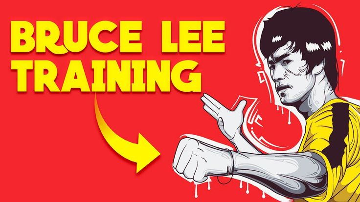 7 INSANE Bruce Lee Workout Training: Forearm Curl Exercises & Workout Ro...