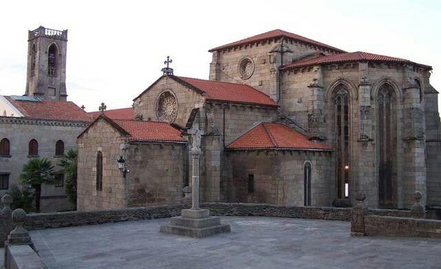 Convento de San Francisco. Betanzos. La Coruña. Spain.