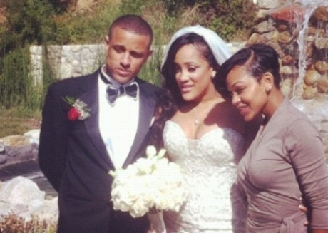 Meagan Good Wedding.Meagan Good Wedding Party Olivero