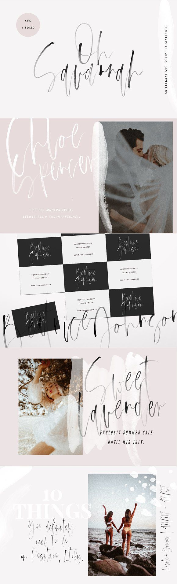 Oh Savannah SVG Script Font Adventure fonts, Wedding