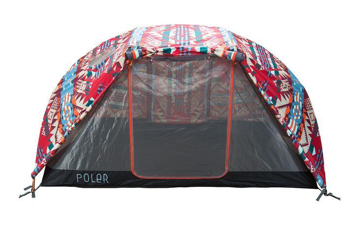 Poler 2 Man Tent Burnt Orange - SEED People's Market - 1