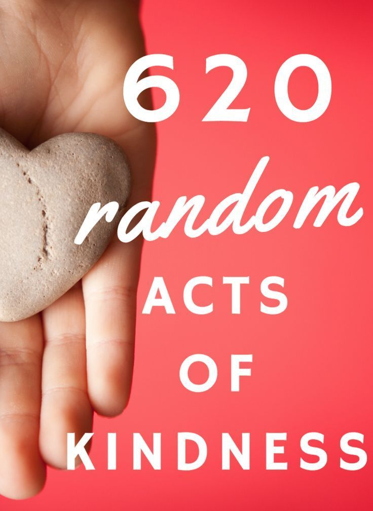 100 Ways to Be Kinder