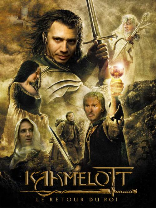Kaamelott vs. Lord of The Rings