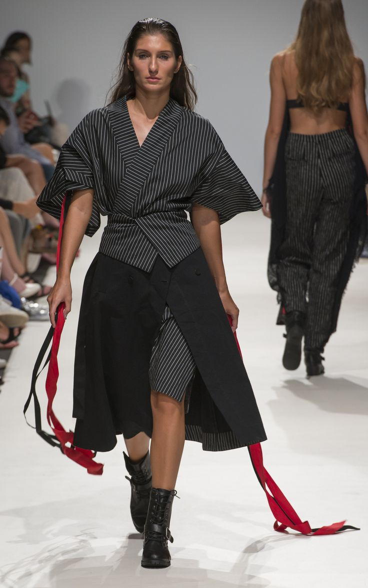 MADS DINESEN at the MQ Vienna Fashion Week 2016
