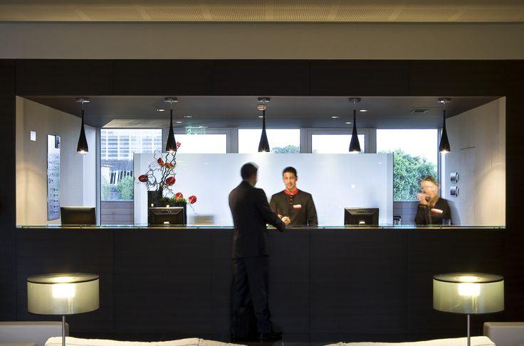 BessaHotel, Boavista, Reception, MVentura & Partners Architects, Works Management and Supervision by Tirion #hospitality #fourstars #hotel #Porto