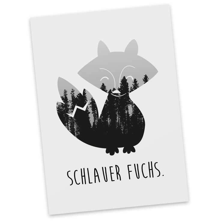 Postkarte Fuchs Deluxe aus Karton 300 Gramm  weiß - Das Original von Mr. & Mrs. Panda.  Jedes wunderschöne Motiv auf unseren Postkarten aus dem Hause Mr. & Mrs. Panda wird mit viel Liebe von Mrs. Panda handgezeichnet und entworfen.  Unsere Postkarten werden mit sehr hochwertigen Tinten gedruckt und sind 40 Jahre UV-Lichtbeständig. Deine Postkarte wird sicher verpackt per Post geliefert.    Über unser Motiv Fuchs Deluxe  Füchse sind zauberhafte verspielte Waldbewohner, die ein süßes…