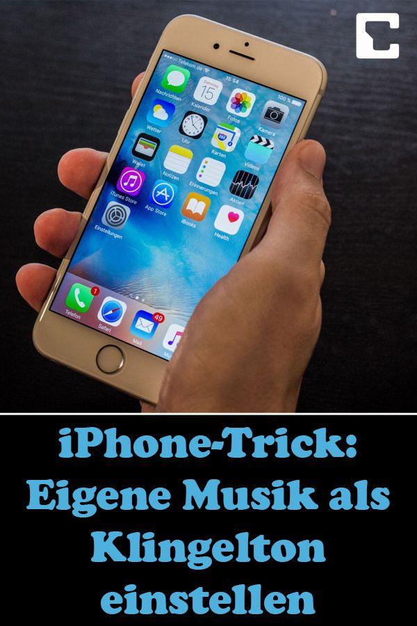 iphone klingelton itunes