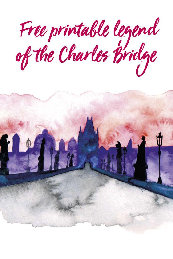 Prague with Family I Travelove I Charles Bridge legendI Charles Bridge