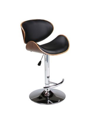 Pastel Furniture Jordana Hydraulic Bar Stool