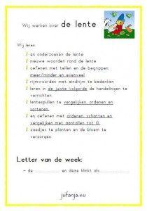 Extra zorg in groep 3: stimuleren van klank-tekenkoppeling - Juf Anja