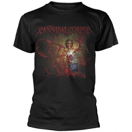 Cannibal Corpse: Red Before Black (tricou)