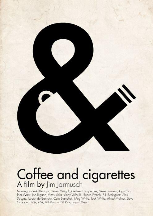 Coffe & cigarettes - Jim Jarmusch