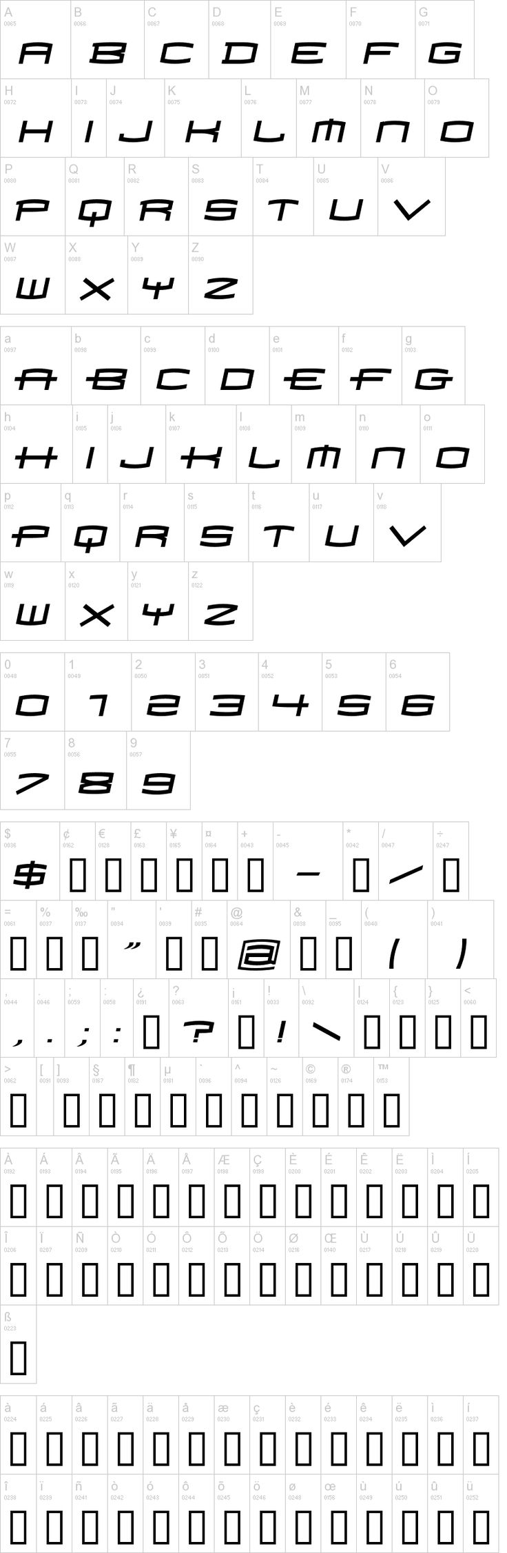 @Keri Whaitiri Stubbs THIS is the webpage where you can download the spider-man font, and, i prefer the second one :-)