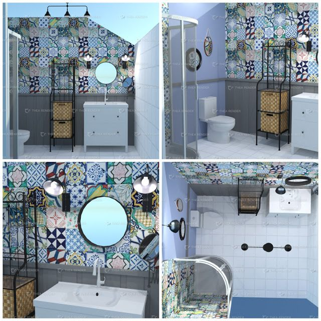 Banyo Yenileme / Makeover Bathroom ~ IF YOU WANT TO BE