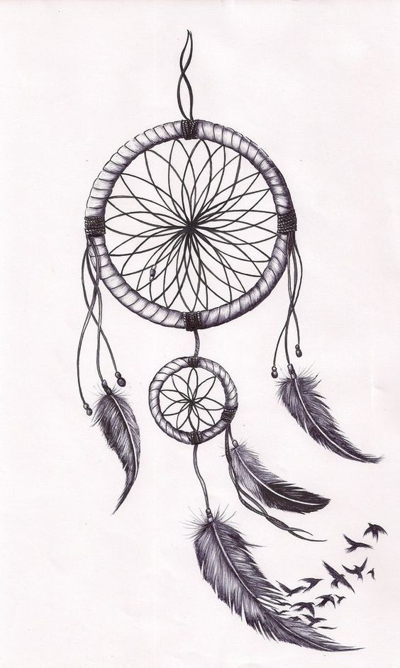Dreamcatcher tattoos are a very popular tattoo symbol and they are usually associated with women. When it comes to guys and women choosing d...