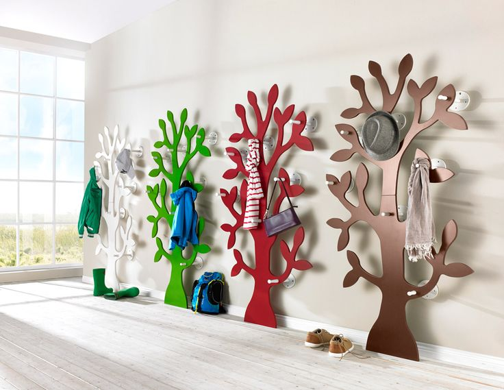 25 best garderobe baum ideas on pinterest mantel baum kindergarten abziehbilder and. Black Bedroom Furniture Sets. Home Design Ideas