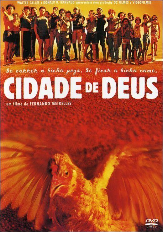 [2002] CIUDAD DE DIOS /// Fernando Meirelles Obra Maestra a Mí percepción.