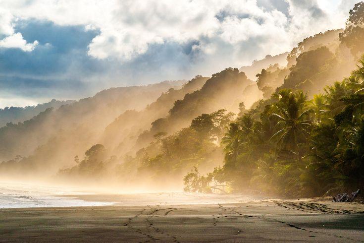 Osa Peninsula, Costa Rica  #CostaRica #Travel #OsaPeninsula #Wanderlust #Bucketlist