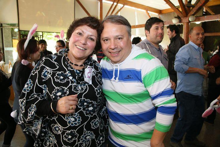 Marisol Núñez y José Montero