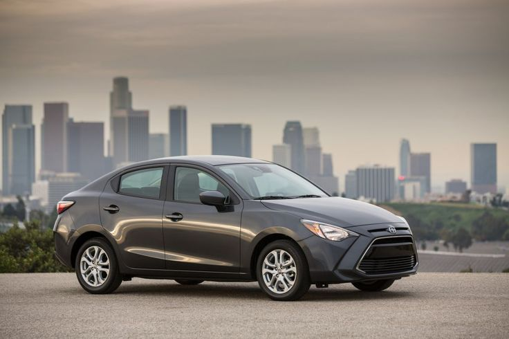 2016 Scion iA Small Sedan Review The 2016 Scion iA is the redesigned version of the fourth generation small sedan of Scion, the Mazda2 hatchback.  #scion #scioniA #sedan