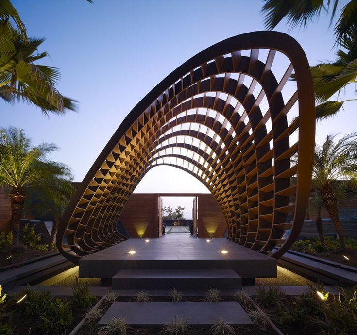 Kona Residence, Kailua, 2010 - Belzberg Architects, Hagy Belzberg, Barry Gartin