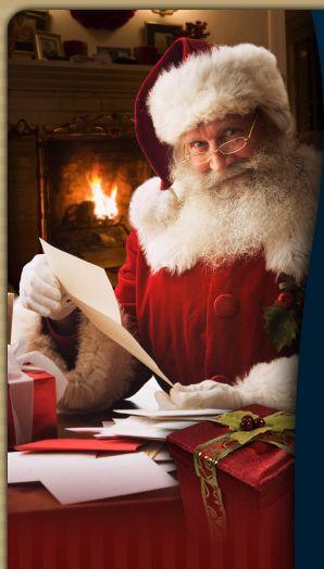 Carta de Papa Noel personalizada para tu hijo/a