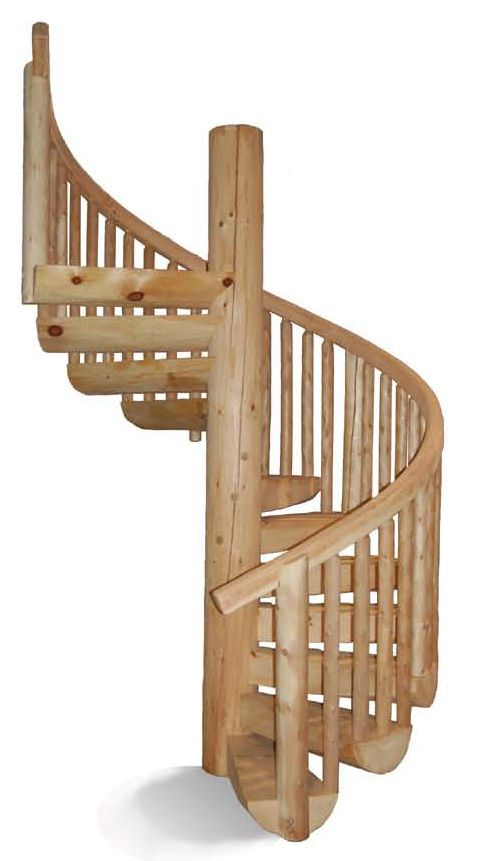 Wood Spiral Staircase Plans : Amazing Design And Decoration: Fascinating  Spiralu2026