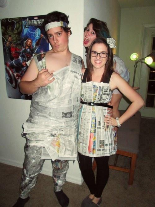 Abc Party Costume Ideas