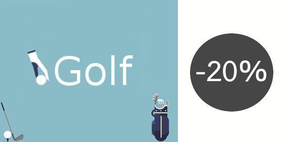#golf Votre site web en .GOLF est actuellement en promo