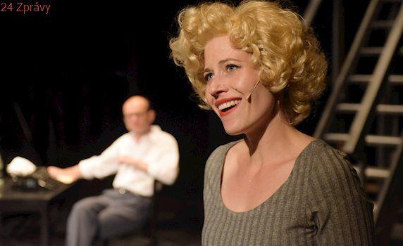 Překrásné děcko. Divadlo J. K. Tyla uvede původní český muzikál o Marilyn Monroe
