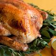 Herb Roasted Turkey-  Bobby Flay - My favorite turkey recipe ever.  I made the butter and herb mixture and slathered it on the turkey and then also stuffed some between the skin and the breast meat.  Delicious!