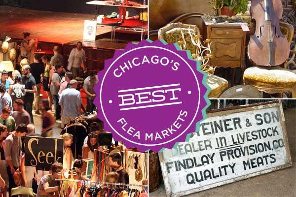 chicago's best flea markets
