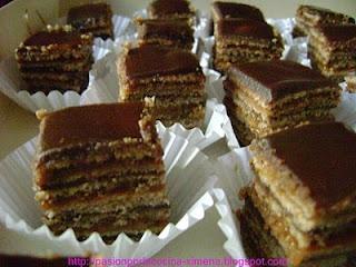 torta panqueque chocolate
