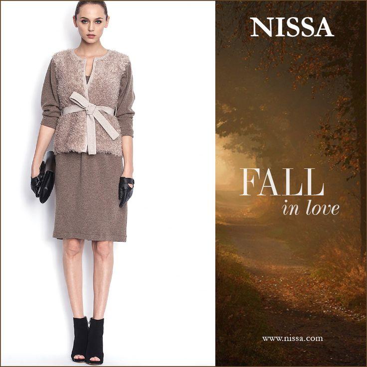 www.nissa.com  #nissa #vesta #style #outfit #autumn #fashion #fashionista #love #vest