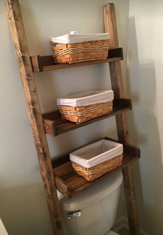 25 Best Ideas About Bathroom Ladder Shelf On Pinterest Ladder Shelves White Ladder Shelf And