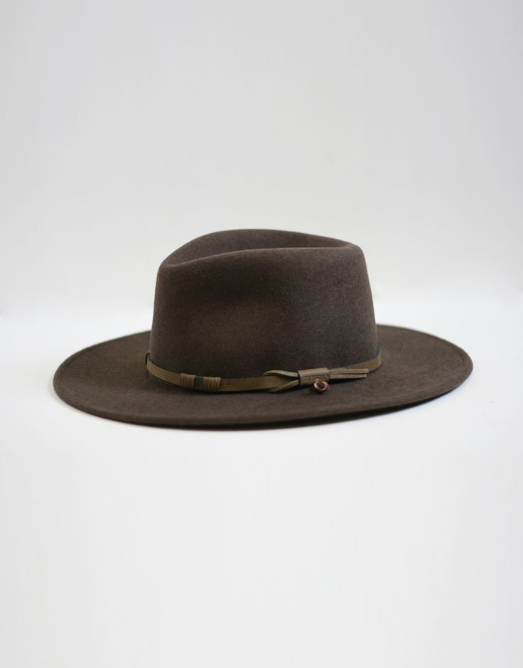 Vintage Stetson Mountain Hat — Everything Golden