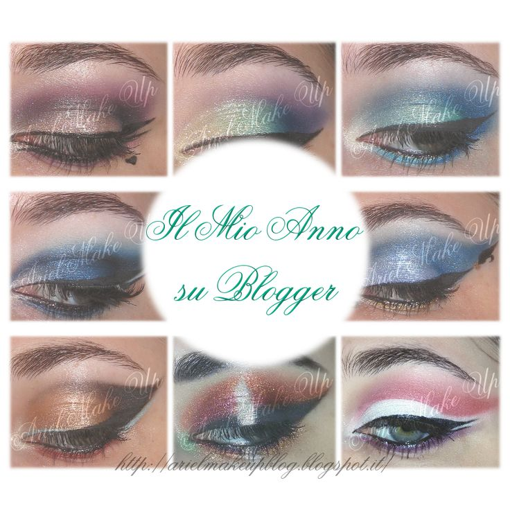 Ariel Make Up ~ Make Up & Beauty with a Princess Touch: ♕ Tag ♕ Il Mio Anno su Blogger ♕