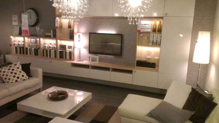 besta wohnzimmer ideen:Ikea besta Salon