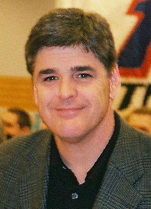 Sean Hannity dork
