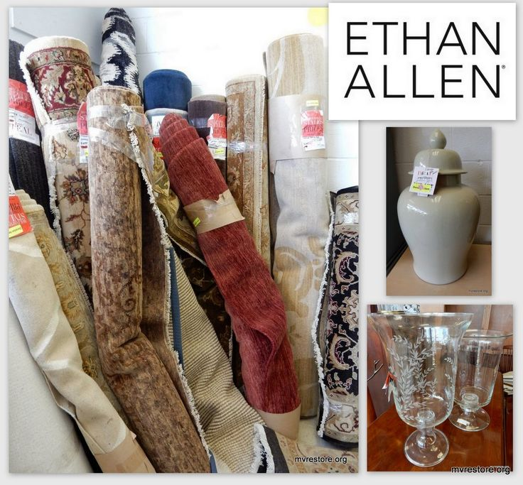 #EthanAllenGivesBack by donation quality rugs and home accessories to their local Habitat ReStores. Great to partner with quality retail companies!  #MVReStore #MVHH #HabitatReStore #ShopMVReStore #restorenation #Reduce #ReUse #ReCycle #Repurpose  #shoplocal #LawrenceMA