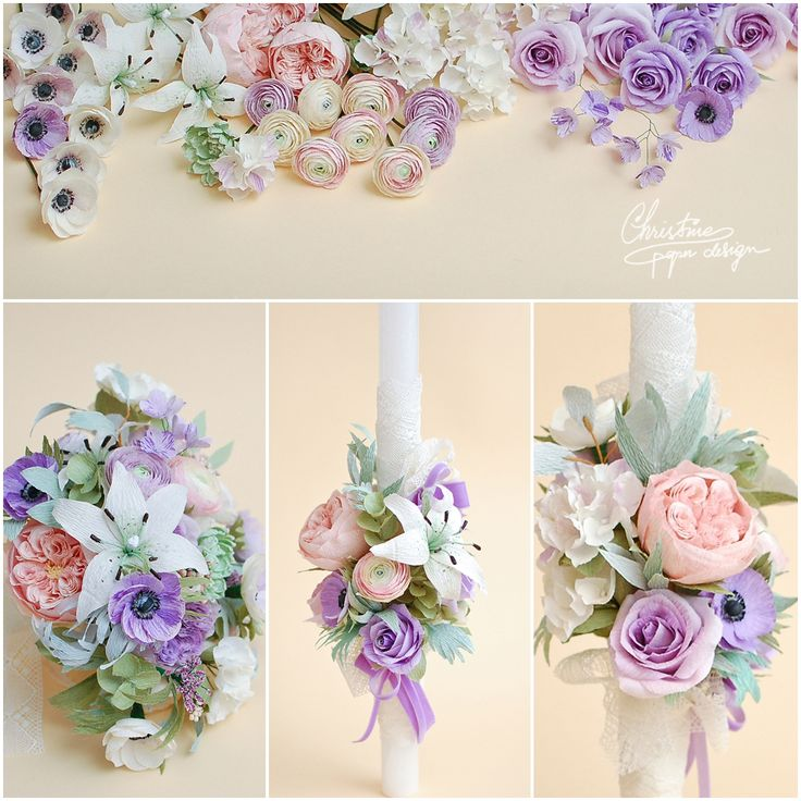 Christinepaperdesign - paper flowers