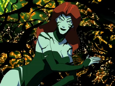 young justice poison ivy
