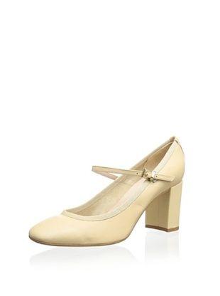 64% OFF Modern Fiction Women's Mary Jane Ballerina Pump (Nude)