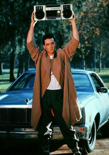Say Anything (1989) | Community Post: 16 Rom-Coms From The '80s You Really Need To Reunite With