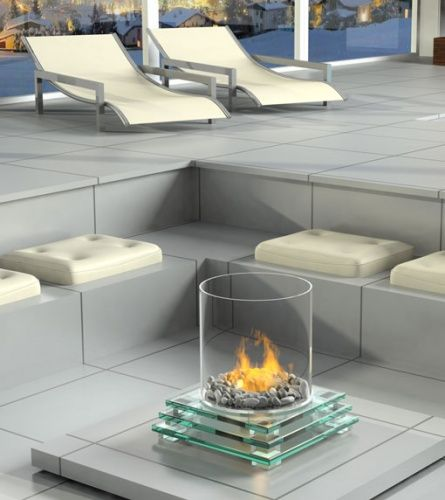 Amazing Modern Fireplaces For Your Outdoor Designs | Daily source for inspiration and fresh ideas on Architecture, Art and Design